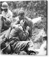 Korean War, 1950 Canvas Print