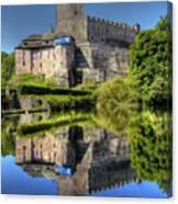 Kost Castle Canvas Print