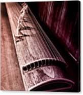 Koto - Japanese Harp Canvas Print