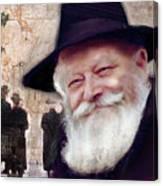 Kottel Rebbe Canvas Print
