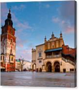 krakow 'XVIII Canvas Print