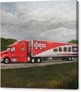 Kreilkamp Truck Canvas Print
