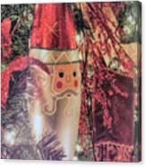Kringle Jingle Canvas Print
