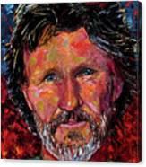 Kris Canvas Print