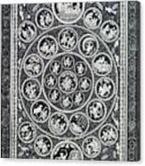 Krishna Leela 3 Canvas Print
