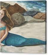 Krissy Canvas Print