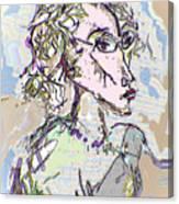 Kristine Canvas Print
