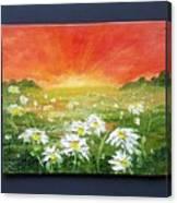 Kristy's    44 Canvas Print
