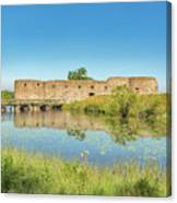 Kronoberg Castle Ruins Canvas Print