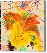 Krutika Canvas Print