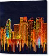 Kuala Lumpur Canvas Print