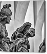 Kuks Statues - Czechia Canvas Print
