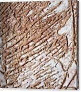 Kumba - Tile Canvas Print