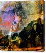 Kupua Hula Canvas Print
