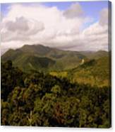Kuranda Queensland Canvas Print