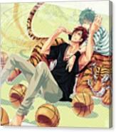 Kuroko's Basketball Canvas Print
