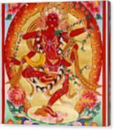 Kurukulla Tsagli  Canvas Print