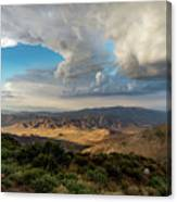 Kwaaymii Point Monsoon Canvas Print