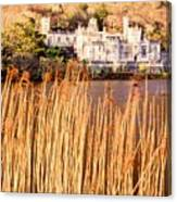 Kylemore Abbey, County Galway Canvas Print