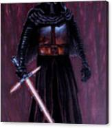 Kylo In Red Canvas Print