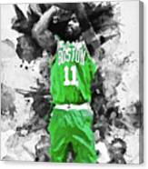 Kyrie Irving, Boston Celtics - 05 Canvas Print