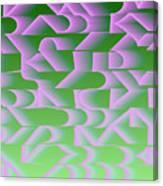 l13-FF9DEC-4x3-2000x1500 Canvas Print