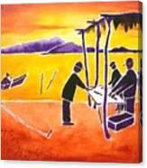 La Brecha Pescadors Canvas Print