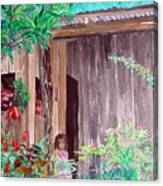 La Cabana Canvas Print
