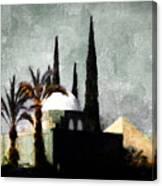 La Casbah Canvas Print
