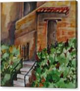 La Casitas Canvas Print