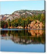 La Cloche Mountain Range Canvas Print