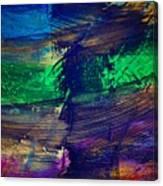 La Colere Canvas Print