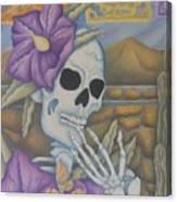 La Coqueta- The Coquette Canvas Print