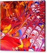 La Donna-detail Canvas Print