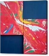 La Furies Canvas Print