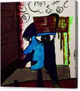 La Intimidad 2 Canvas Print