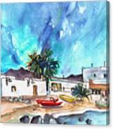 La Isleta Del Moro 07 Canvas Print