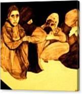 La It Khafeen Habibti Canvas Print
