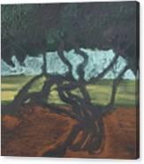 La Jolla II Canvas Print
