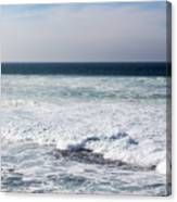 Atlas Ocean /la Jolla Shores Canvas Print
