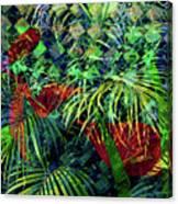 La Jungla #1 Canvas Print