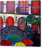 La Mansion Del Rio Canvas Print
