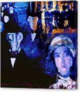 La Marche Canvas Print