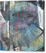 La Mort Au Cirque Canvas Print