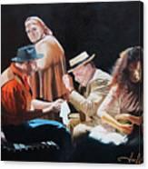 La Obra Canvas Print