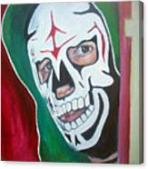 La Parka Canvas Print