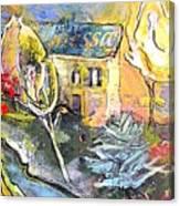 La Provence 11 Canvas Print
