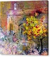 La Provence 13 Canvas Print