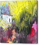La Provence 18 Canvas Print
