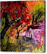 La Provence 22 Canvas Print